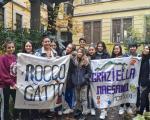 I ragazzi del Marignoni adottano le vittime innocenti di mafia Rocco Gatto e Graziella Maesano